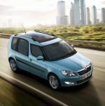 Skoda Roomster auto 2011