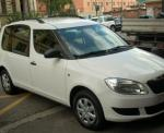 Skoda Roomster lease suv