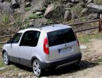 Roomster Scout Skoda lease hatchback