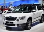 Skoda Yeti review suv