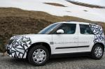 Skoda Yeti Specifications 2012