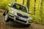 Yeti Outdoor Skoda cost liftback