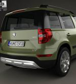 Yeti Outdoor Skoda lease 2010