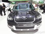 Yeti Outdoor Skoda price 2011