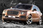 Bentayga Bentley model 2009