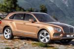 Bentley Bentayga price suv