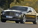 Bentley Mulsanne usa 2003
