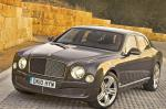 Mulsanne Bentley concept sedan
