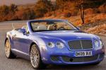 Continental GTC Bentley configuration 2015