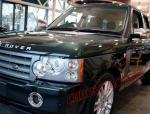 Land Rover Discovery 3 auto show