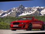 Bentley Continental Supersports Convertible prices 2014