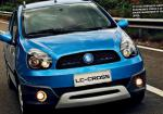 Geely MK Cross how mach 2011