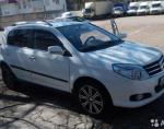 MK Cross Geely Specification minivan