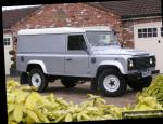 110 Hard Top Land Rover Characteristics 2013