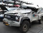 Land Rover 110 Hard Top how mach 2014