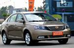Geely Emgrand 7 (EC7-RV) tuning sedan
