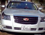 Geely Emgrand EC8 how mach liftback