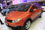 Geely GC6 (SC6) Specification hatchback