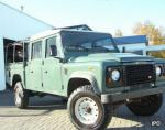 90 Single Cab Pick Up Land Rover models 2009