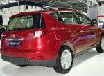 Geely Emgrand X7 Characteristics 2011