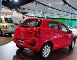 Geely SC5-RV Specifications 2012