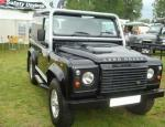 110 Single Cab Pick Up Land Rover approved 2013