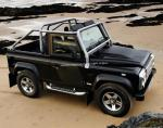 110 Single Cab Pick Up Land Rover Specifications 2009