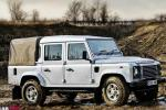 Land Rover 110 Single Cab Pick Up review 2013