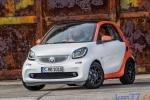 fortwo coupe smart specs 2012