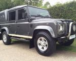 Land Rover 110 Double Cab Pick Up sale suv