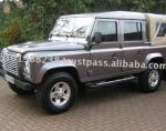 Land Rover 110 Double Cab Pick Up specs hatchback