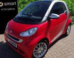 smart fortwo coupe for sale 2010