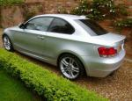 BMW 1 Series 5 doors (F20) Specifications 2012