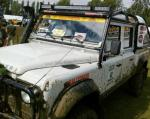 Land Rover 130 Double Cab Pick Up Characteristics suv