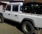 Land Rover 130 Double Cab Pick Up parts 2012