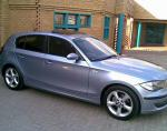 BMW 1 Series 5 doors (E87) lease 2005