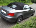 BMW 1 Series Cabrio (E88) spec 2013