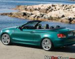 BMW 1 Series Cabrio (E88) Specification sedan