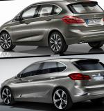 Bmw 2 Series Active Tourer F45 Photos And Specs Photo