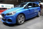 2 Series Gran Tourer (F46) BMW model 2013