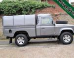 110 High Capacity Pick Up Land Rover configuration hatchback