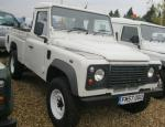 110 High Capacity Pick Up Land Rover how mach 2013