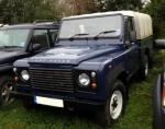 110 High Capacity Pick Up Land Rover lease suv