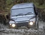 Land Rover 110 High Capacity Pick Up model 2013