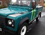 Land Rover 110 High Capacity Pick Up Specifications suv