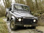 Land Rover 110 High Capacity Pick Up usa 2015