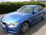 BMW 3 Series ActiveHybrid (F30) review minivan