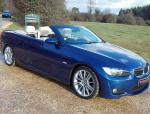 3 Series Cabrio (E93) BMW review hatchback