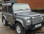 90 Station Wagon Land Rover new 2014