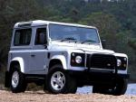 Land Rover 90 Station Wagon Specifications 2012